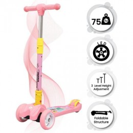 Road Runner Scooter for Kids - The Smart Kick Scooter for Kids - Pink