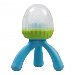 Silicone Fresh food feeder - Ocean Breeze Blue Green