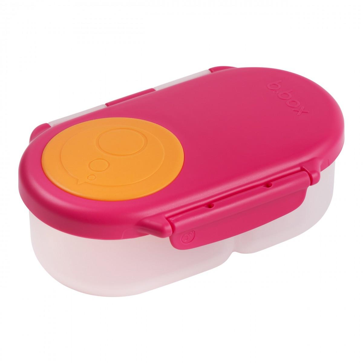 Snack Box Strawberry Shake Pink Orange