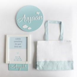 The Fun Size Gift Set - Blue