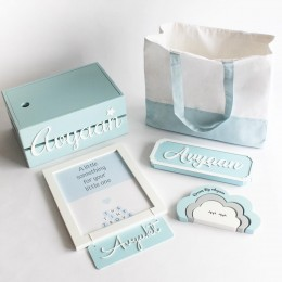 The Grand Gift Set - Blue