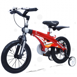 Tiny Toes Jazz - The Smart Plug and Play Bicycle - 14 inch/T - for 3 - 5 Years