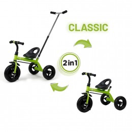Tiny Toes Lite Baby Tricycle for Kids for 1.5 to 5 Years - Green