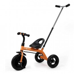 Tiny Toes Lite Baby Tricycle for Kids for 1.5 to 5 Years - Orange