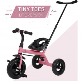 Tiny Toes Lite Baby Tricycle for Kids for 1.5 to 5 Years - Pink