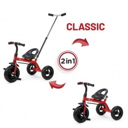 Tiny Toes Lite Baby Tricycle for Kids for 1.5 to 5 Years - Red