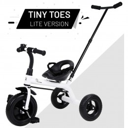Tiny Toes Lite Baby Tricycle for Kids for 1.5 to 5 Years - White