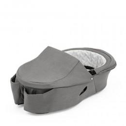 Xplory X Carry Cot - Modern Grey