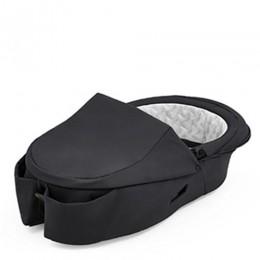 Xplory X Carry Cot - Rich Black