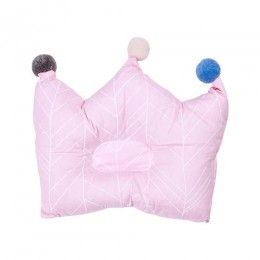 Baby Pink Crown Pillow