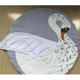 Baby Play mat Swan