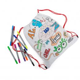 Backpack - Notebook Design