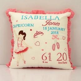 Ballerina Birth Pillow