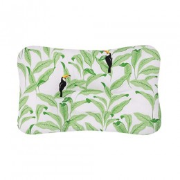 Birds & Leaves Baby Pillow