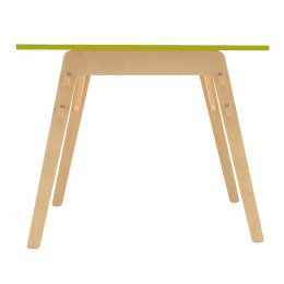 Black Kiwi Table – Green