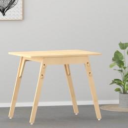 Black Kiwi Table – Natural