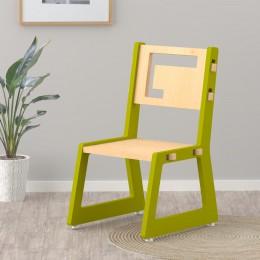 Blue Apple Chair – Green