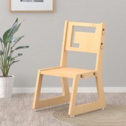 Blue Apple Chair – Natural