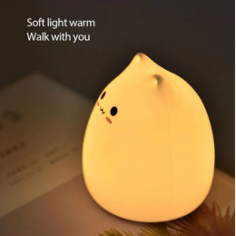 Colourful Animal Silicone Night Lamp