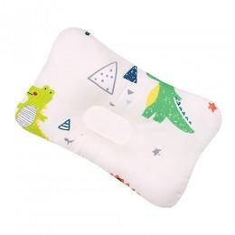 Dino Land Baby Pillow