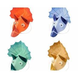 Dinosaur Kingdom Party Hats