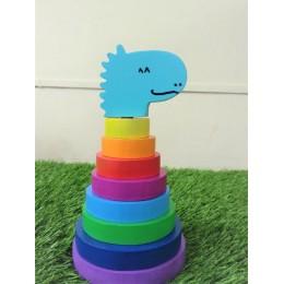 Dinosaur Ring 11 Pieces