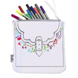 Doodle Designer Accessory Bag