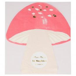 Fairy Toadstool Napkins