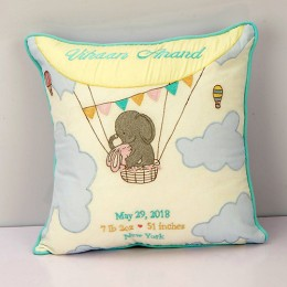 Fly Away Birth Pillow