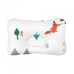 Foxy Friends Baby Pillow