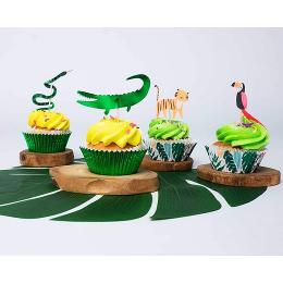 Go Wild Cupcake Kit