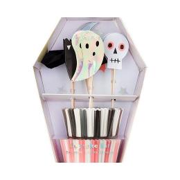 Halloween Icon Cup cake Kit