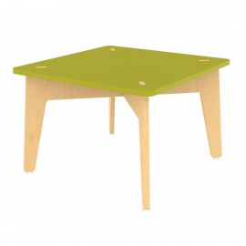 Lime Fig Table – 15 Inch– Green