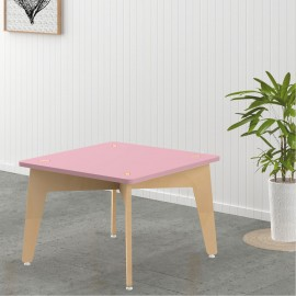 Lime Fig Table – 15 Inch– Pink