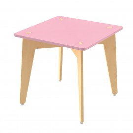 Lime Fig Table – 21 Inch – Pink