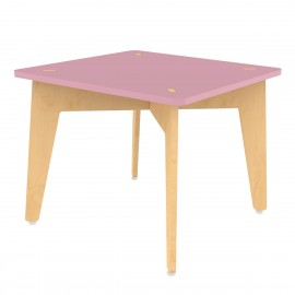 Lime Fig Table – 18 Inch – Pink