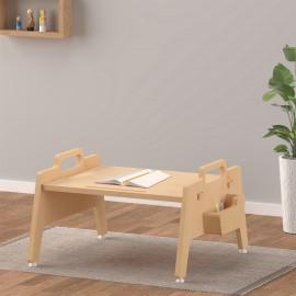 Metallic Berries Floor Table – Natural