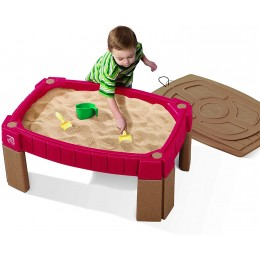 Naturally Playful Sand Table