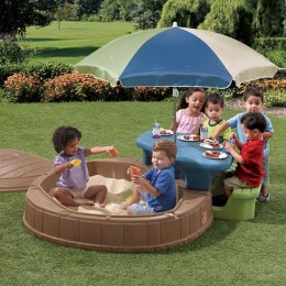 Naturally Playul Summertime Play Center