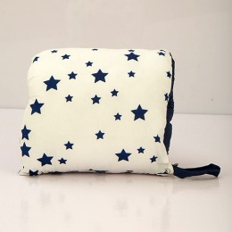 Nursing Arm Pillow - Navy Star