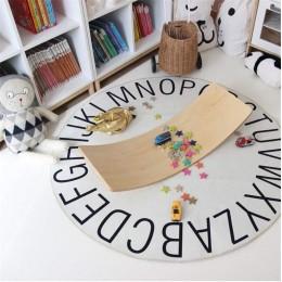 Play Mat Alphabet Design