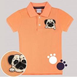 Pug Polo T-Shirt
