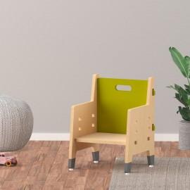 Purple Mango Weaning Chair – Green