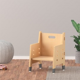 Purple Mango Weaning Chair – Natural