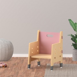 Purple Mango Weaning Chair – Pink