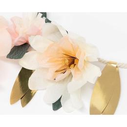 Rose Blossom Garland