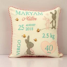 Snuggle Bunny Birth Pillow