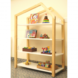 Sweet Home – Kids Storage Shelves