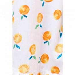 Tangerine Pure Cotton Nighty
