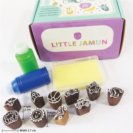 The Lil Boys Stamping Kit
